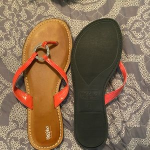 Mossimo  Sandals. Size 10